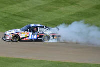 Tony Stewart Burnout