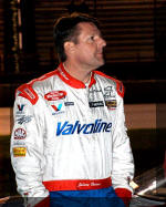 Johnny Benson in Atlanta