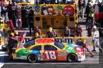 Pit Stop -Kyle Busch