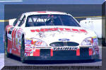 Brett Bodine in Richmond - 2002
