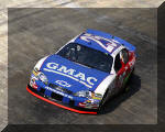 Brian Vickers Qualifying at Bristol