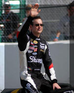 Kurt Busch in Daytona