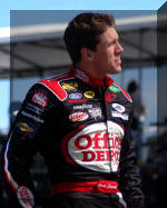 Carl Edwards at Daytona 500
