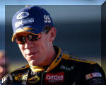 Carl Edwards Qualifying in Las Vegas