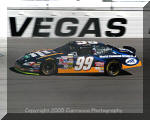 Carl Edwards in Las Vegas