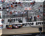 Martin Truex Qualifying at Bristol